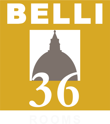 Logo Belli 36 Rooms