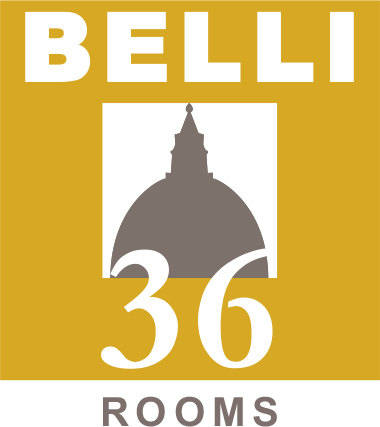 Logo Belli36 Rooms